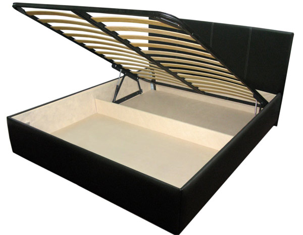 Для увеличения прочности кровати с подъемным механизмом, необходимо изготовить стальной каркас