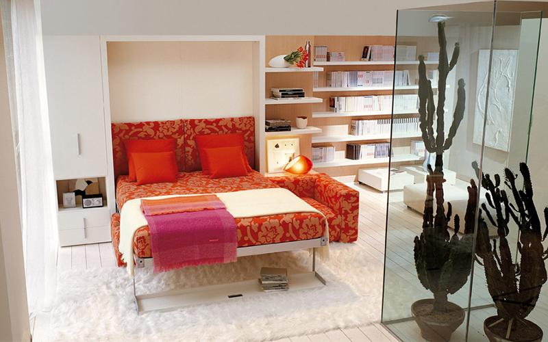 Какие бывают кровати трансформеры в малогабаритную квартиру, важные нюансы