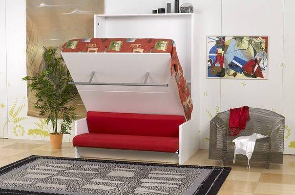 Кровать трансформер современная