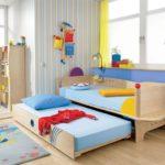 Виды детский кроватей трансформер