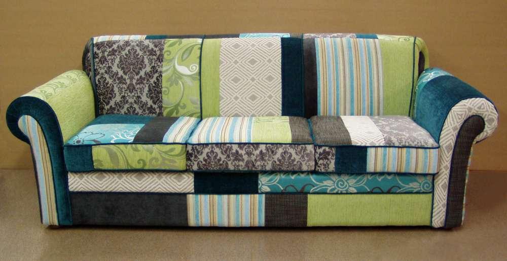 12 лучших тканей для обивки дивана