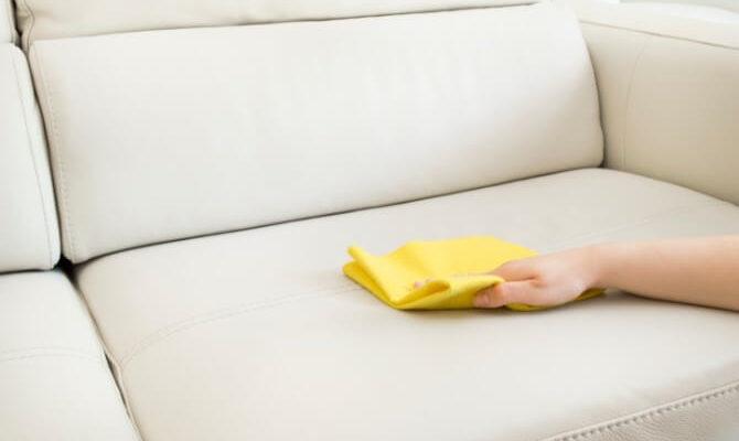 Неприятный запах от дивана