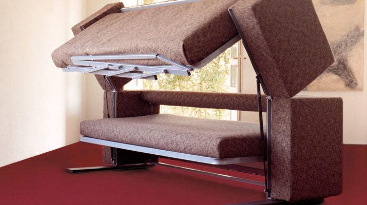 Методы раскладывания диванов