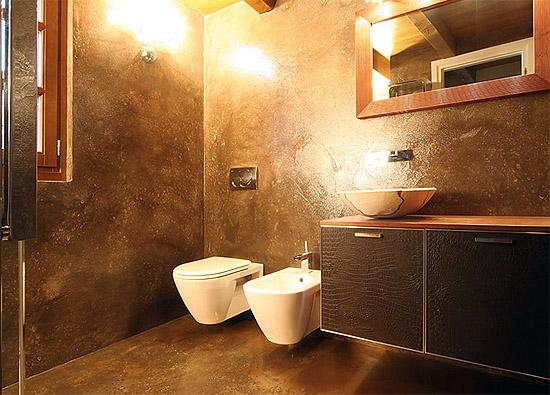 фасадная штукатурка для ванной комнаты