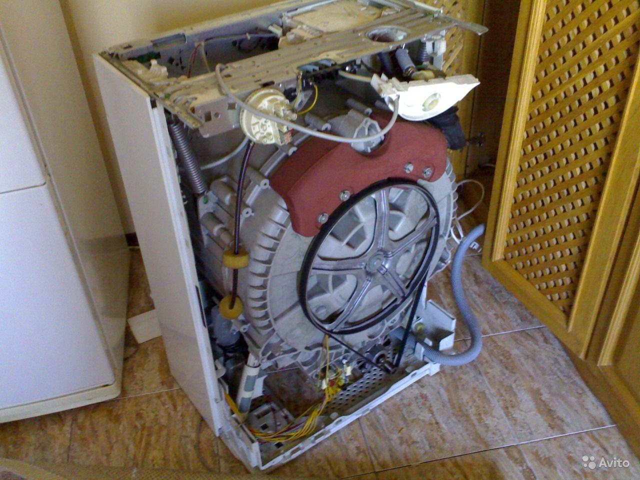 ремонт стиральных машин неисправности и профилактика