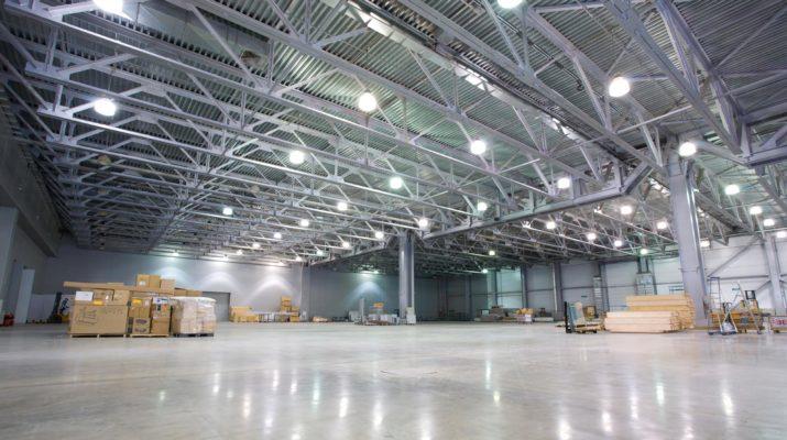 Чем отличается промышленное освещение и как его правильно выбрать