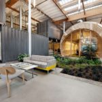 Эко-стиль в дизайне офисного пространства