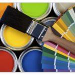 Все тонкости работы с красками