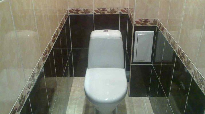 Как выбрать плитку для туалета