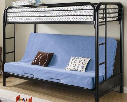 Какую двухъярусную металлическую кровать выбрать в квартиру