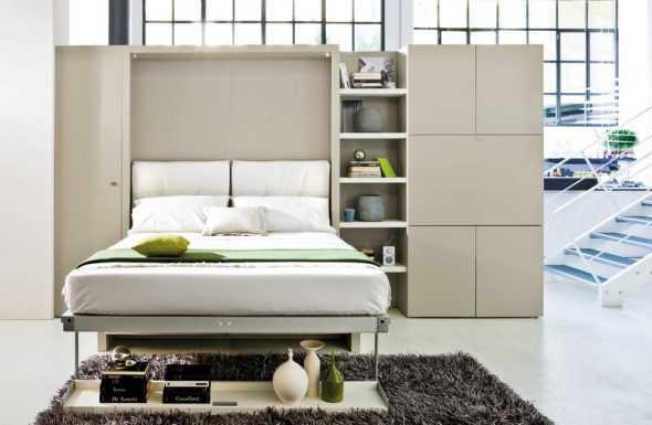 Основные особенности кроватей-шкафов от «Ваша Мебель»
