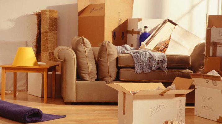 Особенности профессионального переезда
