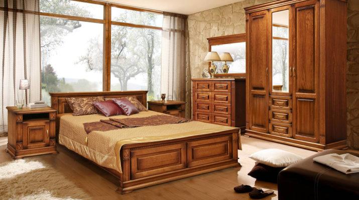 Особенности мебели из натурального массива