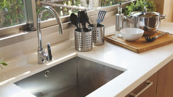 Подбираем кухонную мойку в зависимости от интерьера