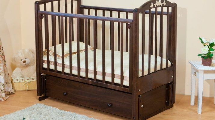 Основные виды кроваток для новорожденных