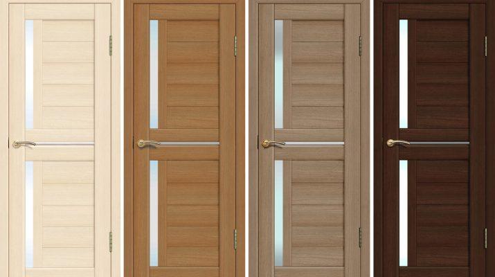 Чем отличаются двери из экошпона