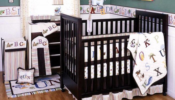 Какими бывают детские кроватки