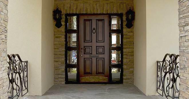 3 важных правила выбора дверей для частного дома