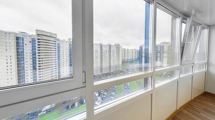 Что собой представляет теплое остекление балкона
