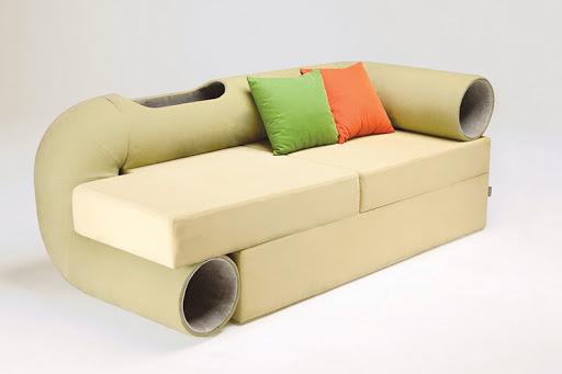5 диванов, которые поражают своим дизайном