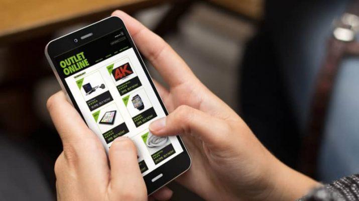 Мобильное приложение для ecommerce
