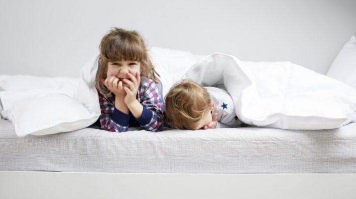 Как выбрать матрас для ребенка 3-х лет