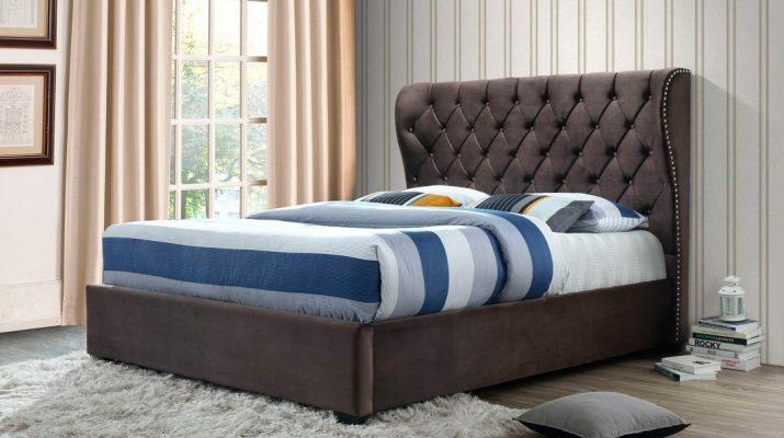 Три правила при выборе кровати с мягким изголовьем