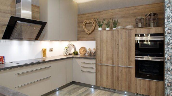 Какие стили кухонных гарнитуров сейчас в моде