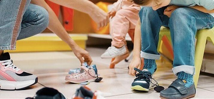 Несколько важных правил выбора обуви для ребенка