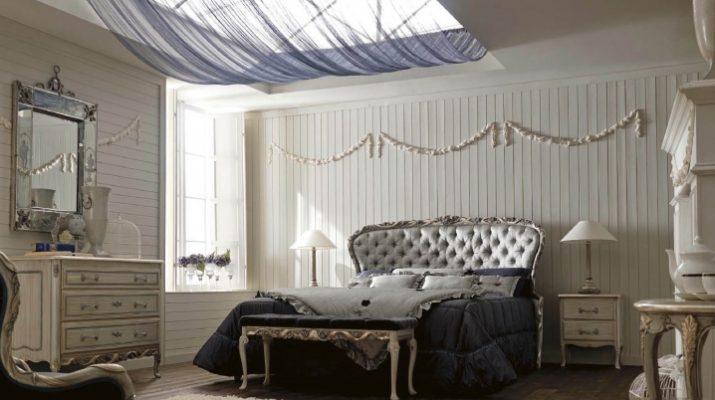Особенности итальянской мебели для спальни