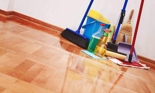 Особенности уборки после ремонта