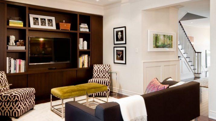 Требования к мебели в гостиную комнату