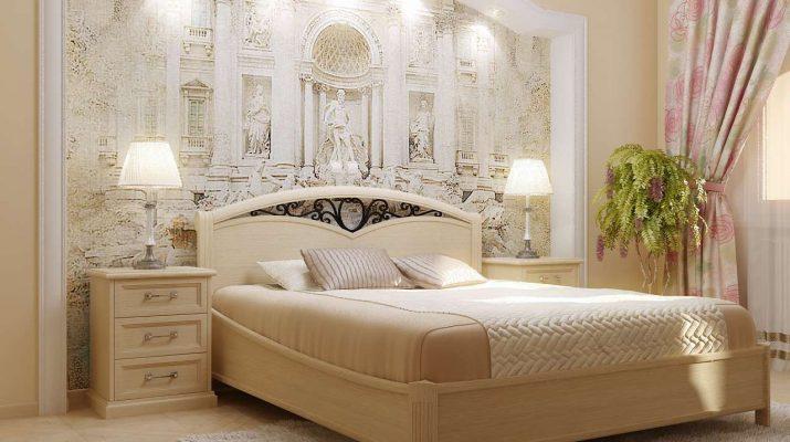 Как подобрать кровати в стиле классика для спальни