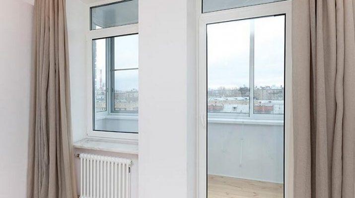 Выбираем двери для балкона
