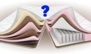 Пружинный или беспружинный матрас: разбираем тонкости применения