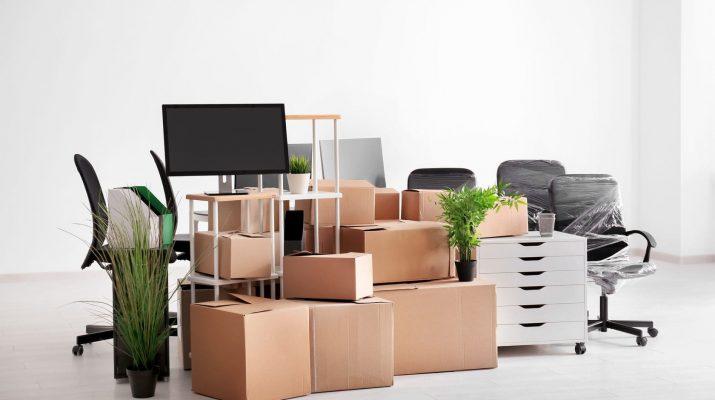 Советы по переезду офиса на новое место