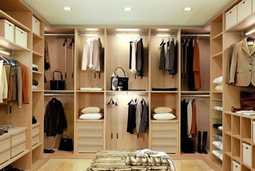 Что учесть во время создания гардеробной