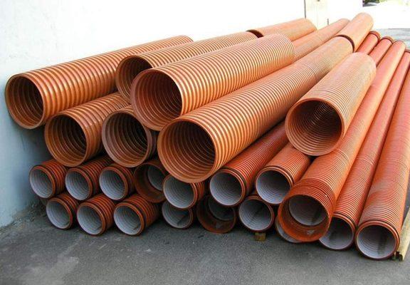 Особенности выбора гофрированных канализационных труб