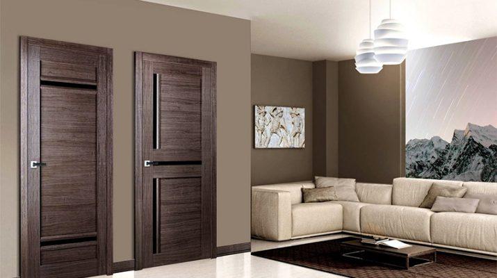 Самые популярные межкомнатные двери